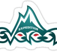 Expedition Everest Logo Sticker