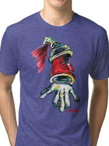 Krypto  Tri-blend T-Shirt