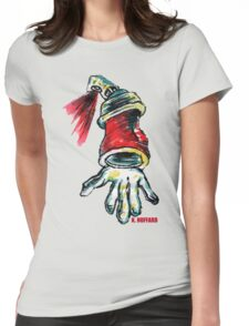 Krypto  Womens Fitted T-Shirt