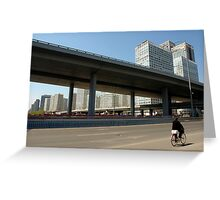 different beijing Greeting Card