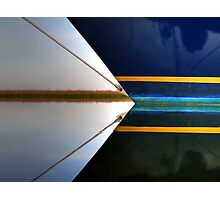 Bow Lines Photographic Print
