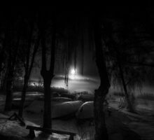 Night of the living dead fishermen by HappyMelvin