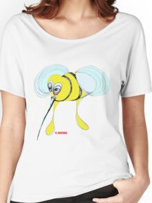 Bee Women's Relaxed Fit T-Shirt