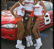 Hooters and Nascar a winning Combination by Scott Shaffer