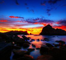 sugarloaf rock by alistair mcbride