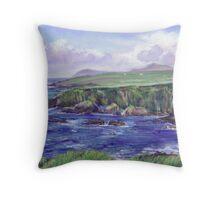Kerry Coast Throw Pillow