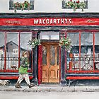 MacCarthy&#x27;s Bar by Alice McMahon