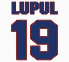 National Hockey player Joffrey Lupul jersey 19 by imsport