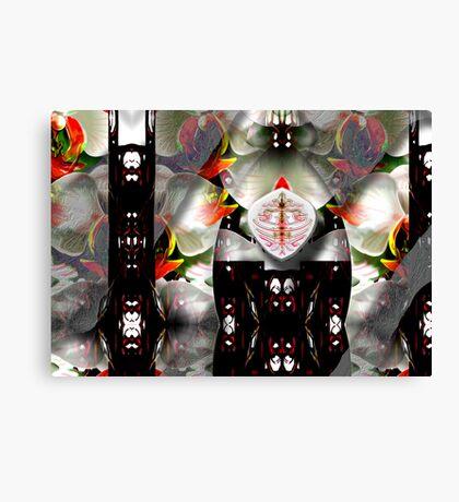 Non Denominational Prayer Rug Canvas Print