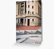 City Hall Philadelphia: Interior 1 Greeting Card
