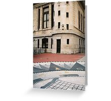 City Hall Philadelphia: Interior 1 Greeting Card