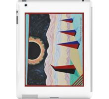 Witness to the Eclipse iPad Case/Skin