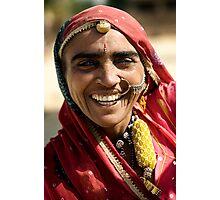 Cheerful Photographic Print
