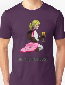 The Haunted - Mia: The Archaeologist T-Shirt