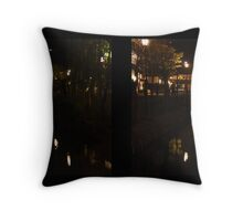 Kurashiki Seasons Throw Pillow
