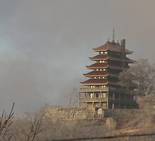 The Pagoda by Danielle Kerese