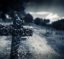 Anon's Cross by Will Barton