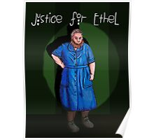 Justice for Ethel Darling Poster
