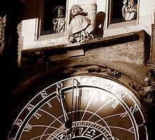 Astronomical Clock by JoLennox