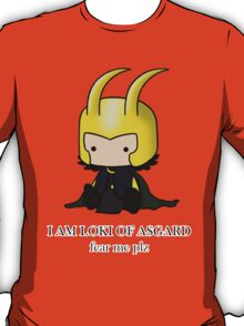 I am Loki of Asgard T-Shirt