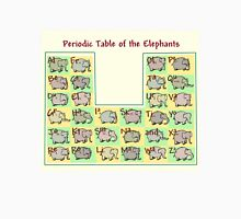 periodic table of the elephants Unisex T-Shirt
