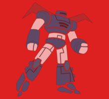 Hiro's Robot T-Shirt by littlepupapan