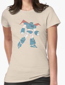 Hiro's Robot T-Shirt Womens Fitted T-Shirt