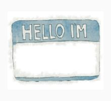Hello My Name Is... by yungselfiegod
