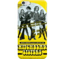 Switchblade Sisters iPhone Case/Skin