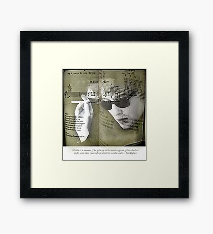 'Forever young' Framed Print