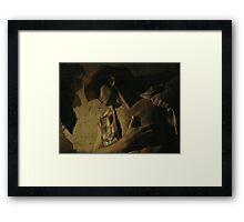 Night Seduction Framed Print