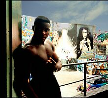 Graffitti Hall of Fame  by Juilee  Pryor