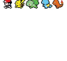 8 Bit Trainer and Starters by maryannerawwr