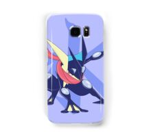 Greninja with Water Kanji Samsung Galaxy Case/Skin