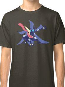 Greninja with Water Kanji Classic T-Shirt