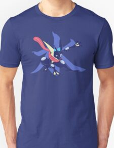 Greninja with Water Kanji Unisex T-Shirt