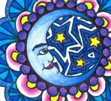 """The Night"" Sticker"
