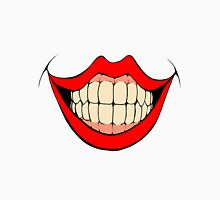 Toothy Grin Womens Fitted T-Shirt