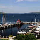 Seneca Lake Harbor by Cheri Perry