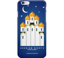 Literary Classics Illustration Series: Arabian Nights iPhone Case/Skin