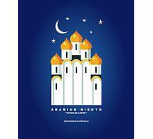 Literary Classics Illustration Series: Arabian Nights Photographic Print