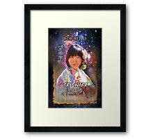 Sayonara: To The Stars Framed Print