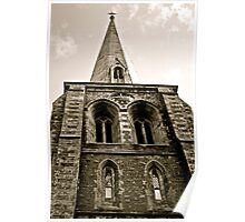 Gothic Church Poster