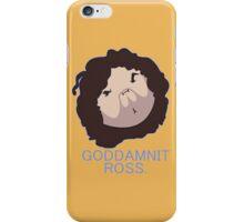 Game Grumps - Goddamnit Ross. iPhone Case/Skin