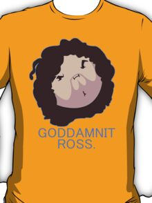 Game Grumps - Goddamnit Ross. T-Shirt