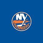 New York Islanders iPhone/SAMSUNG Phone Case by Matthew Younatan