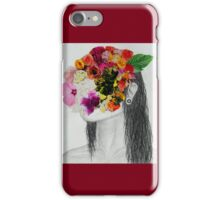 """Colorful Cluttered Mind"" iPhone Case/Skin"