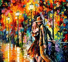 Tempter — Buy Now Link - www.etsy.com/listing/213451131 by Leonid  Afremov