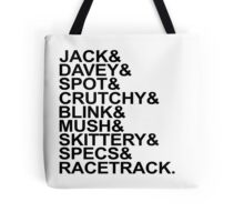 Newsies Tote Bag
