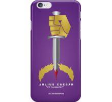 Literary Classics Illustration Series: Julius Caesar iPhone Case/Skin